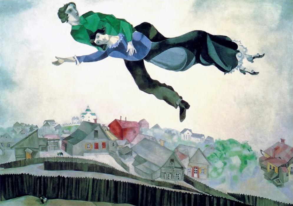 ChagallBacheca