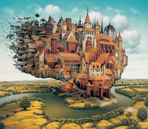 Il mondo surreale di Jacek Yerka