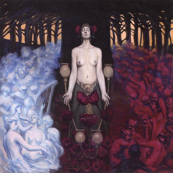 Attilio Mussino - Il sonno, i sogni, 1905