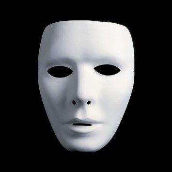 Maschera_bianca