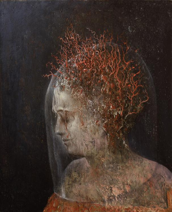 Agostino Arrivabene,The Dream of Sappho, 2013